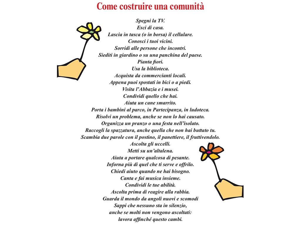 Read more about the article Il cortile di casa